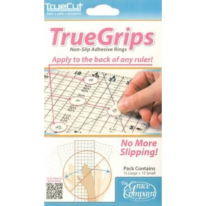 TrueCut TrueGrips Grippers for Ruler