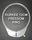 Durkee 12CM Hoop w_Freedom Ring - Tajima_Toyota_Brother_Renaissance Compatible 360NS