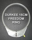 Durkee 15CM Hoop w_Freedom Ring - Tajima_Toyota_Brother_Renaissance Compatible 360NS