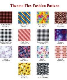 "Thermo Flex Fashion 12"" x 12"" Sheet"