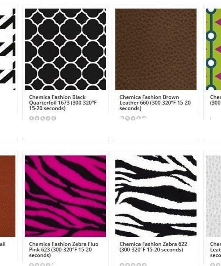 "Chemica Fashion 12"" x 15"" sheet"