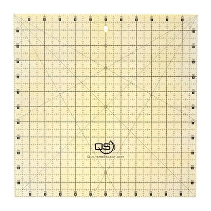 "Quilters Select 12"" x 12"" Ruler"