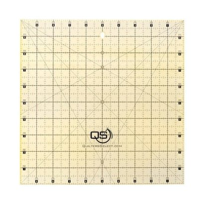 "Quilters Select 10"" x 10"" Ruler"