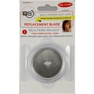 Quilters Select Rotary Cutter - 45mm Replacement Blade - 1 pack