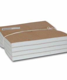 "CM22A Cutaway 2.2 oz. White 12""x12"" precut squares 100 count"