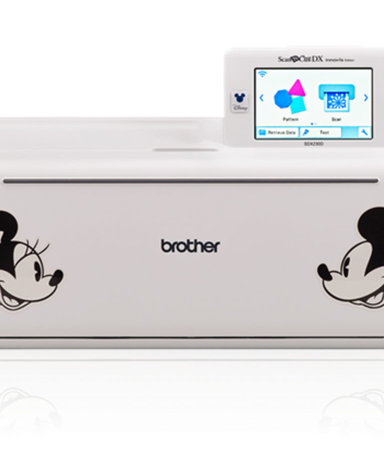 Brother Brother ScanNCut DX Innov-is Edition SDX230D