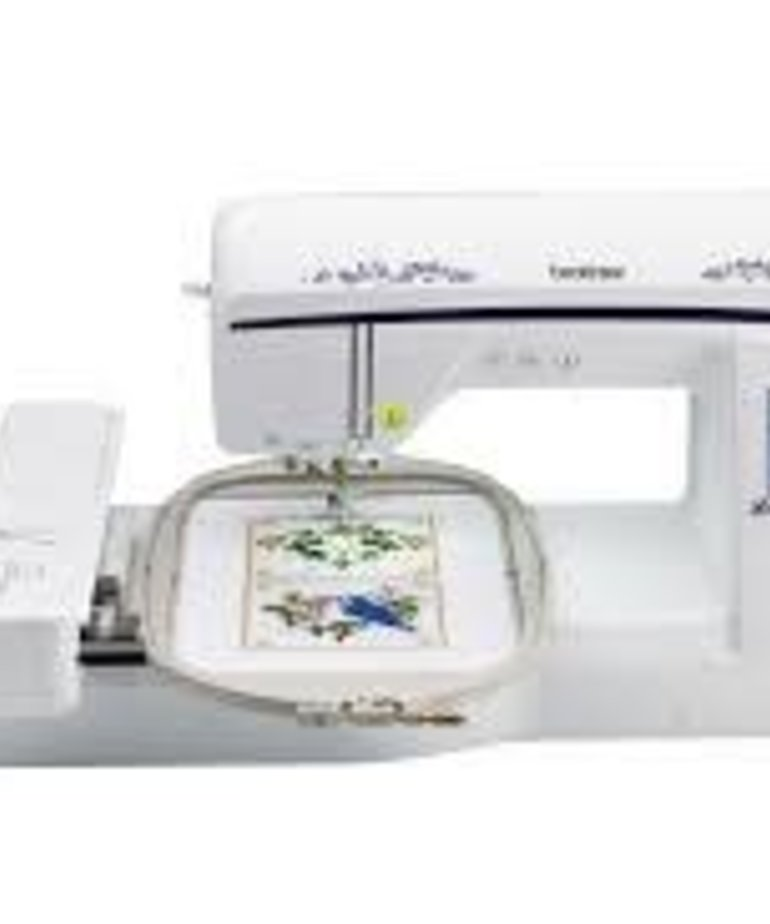 Brother Brother Innov-is NQ1600E 6x10 Embroidery Machine