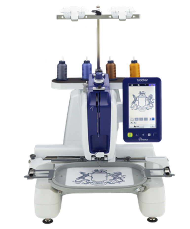 Brother Persona Single-Needle Embroidery Machine Stand Included