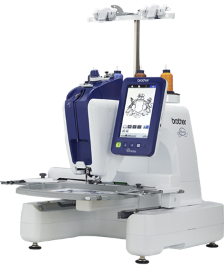 Brother Persona Single-Needle Embroidery Machine  only