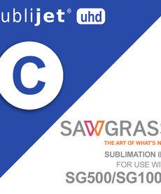 Sawgrass Inks SubliJet HD  SG500/1000 Cyan