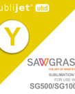 Sawgrass Inks SubliJet HD  SG500/1000 yellow