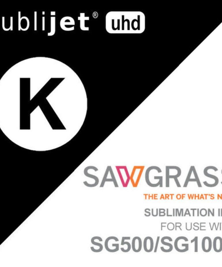 Sawgrass Inks SubliJet HD  SG500/1000 K - black