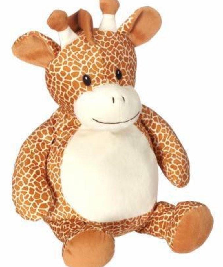 Checker Gerry Giraffe Buddy 16in
