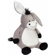 Checker Duncan Donkey Buddy 16in