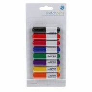 Checker Silhouette Pen Sketch Pen Starter Pack 8ct