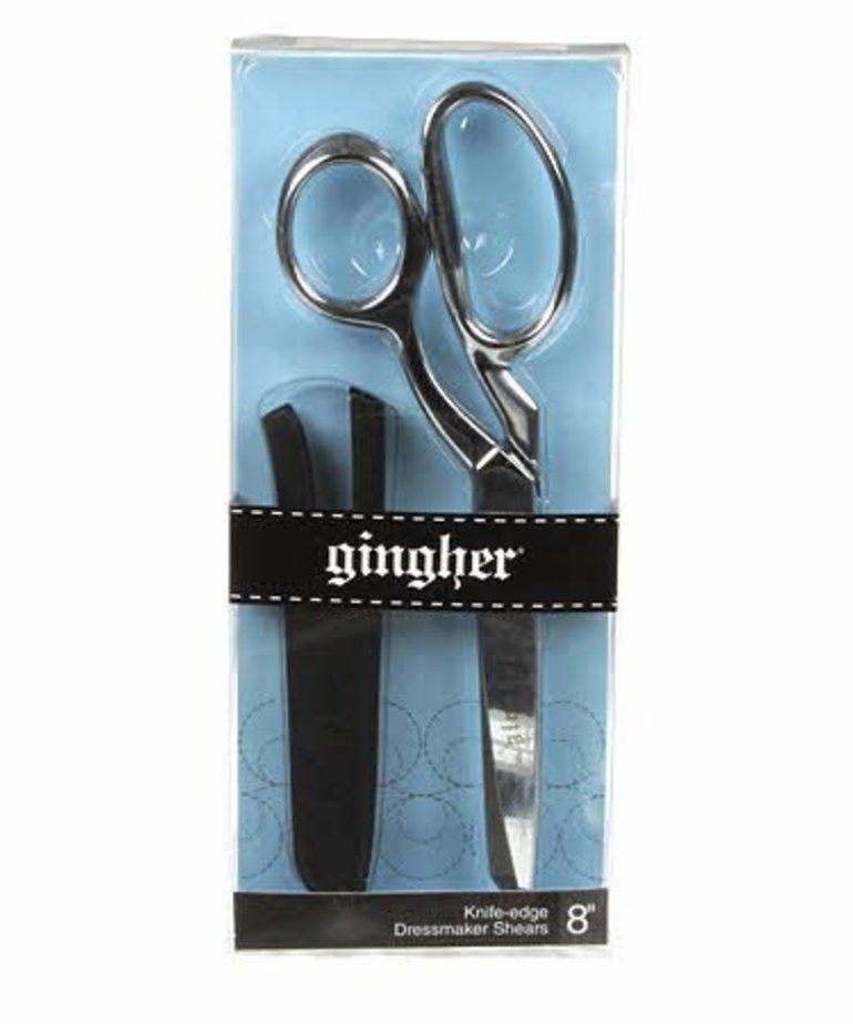 Checker Gingher 8in Knife Edge Dressmaker Shears