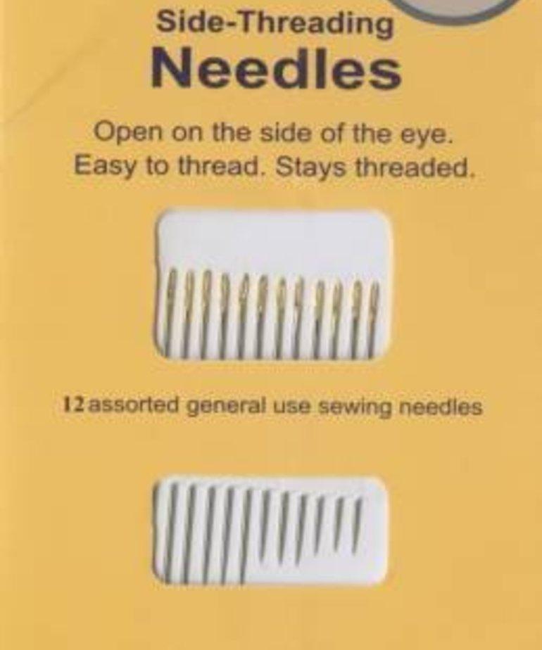 Checker Sench Side Threading Needles