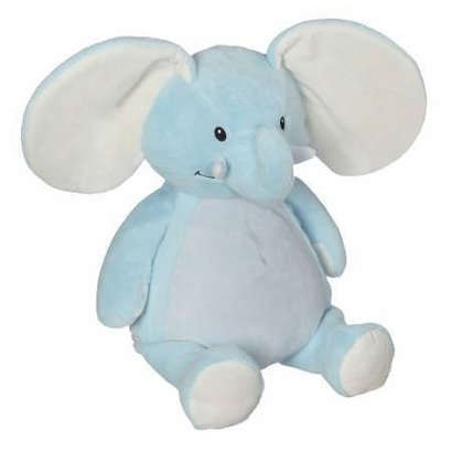 Checker Elliott Elephant Buddy 16in
