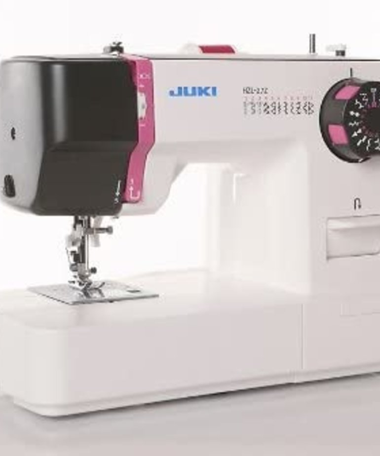 Juki HZL-27Z Deluxe Compact Lightweight Sewing Machine