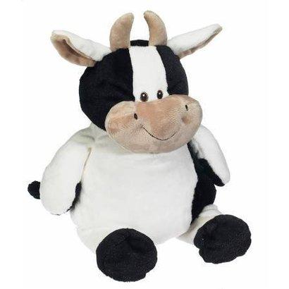 Checker MooMoo Cow Buddy 16in