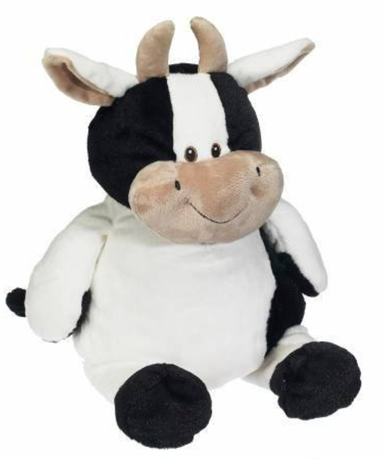 Checker MooMoo Cow Buddy 16in