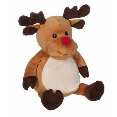 Checker Randy Reindeer Buddy 16in