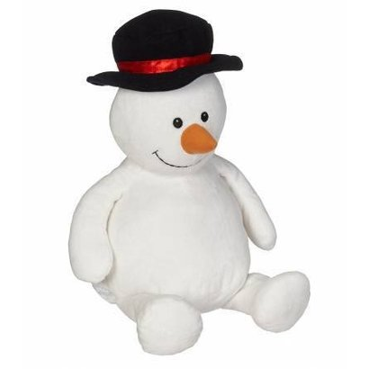 Checker Sonny Snowman Buddy 16in