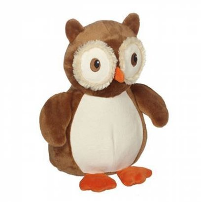 Checker Okie Owl Buddy 16in