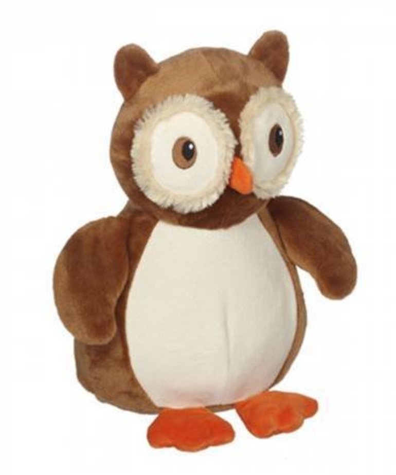 Checker Okie Owl Buddy 16in
