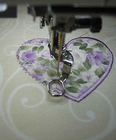 May 8 Embroidery Machine Applique Class - Atlanta