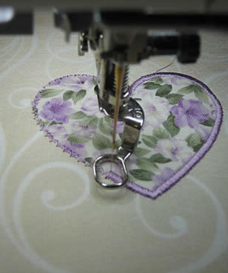 August 21 Embroidery Machine Applique Class - Atlanta