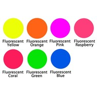 """Siser EasyWeed Fluo 15"""" x 1yd rolls (305°F 10-15 seconds)"""
