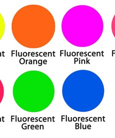 "Siser EasyWeed Fluo 15"" x 12"" sheets (305°F 10-15 seconds)"
