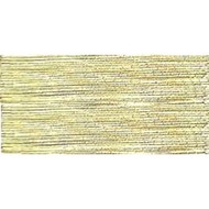 Floriani Floriani Metallic Thread G2- Light Gold 880yd