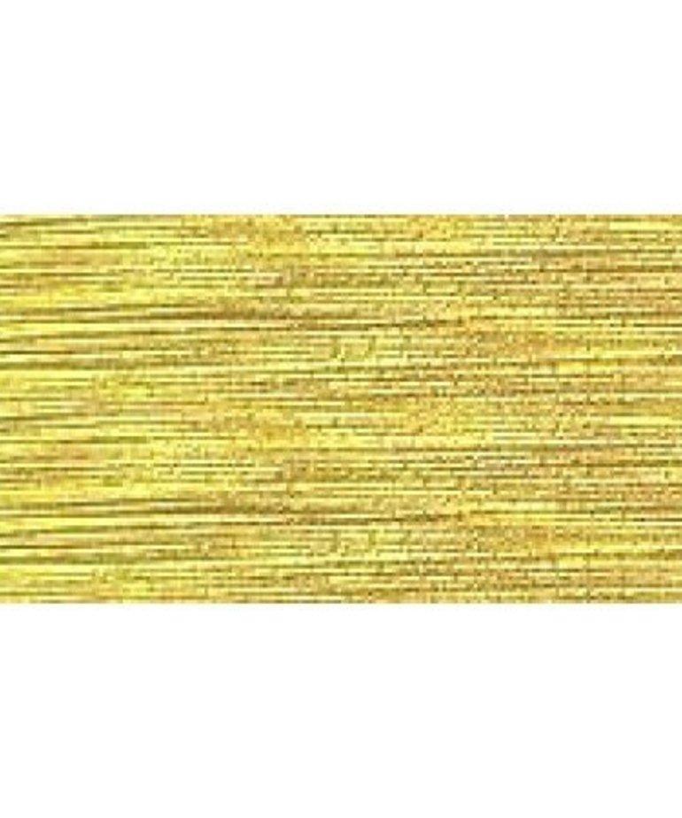 Floriani Floriani Metallic Thread G26- Bright Gold 880yd