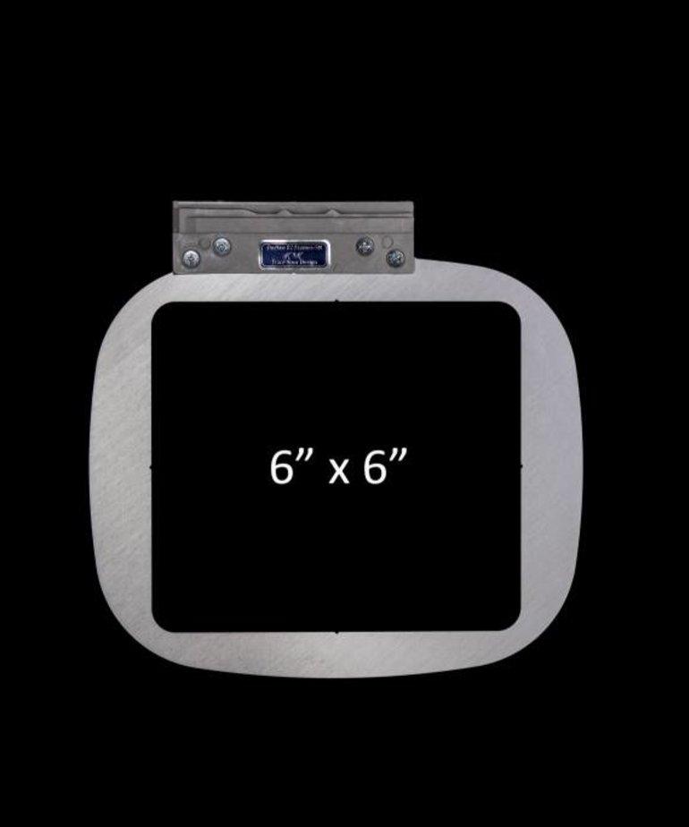"Durkee EZ Frame Single Needle 6"" x 6"" Unit"