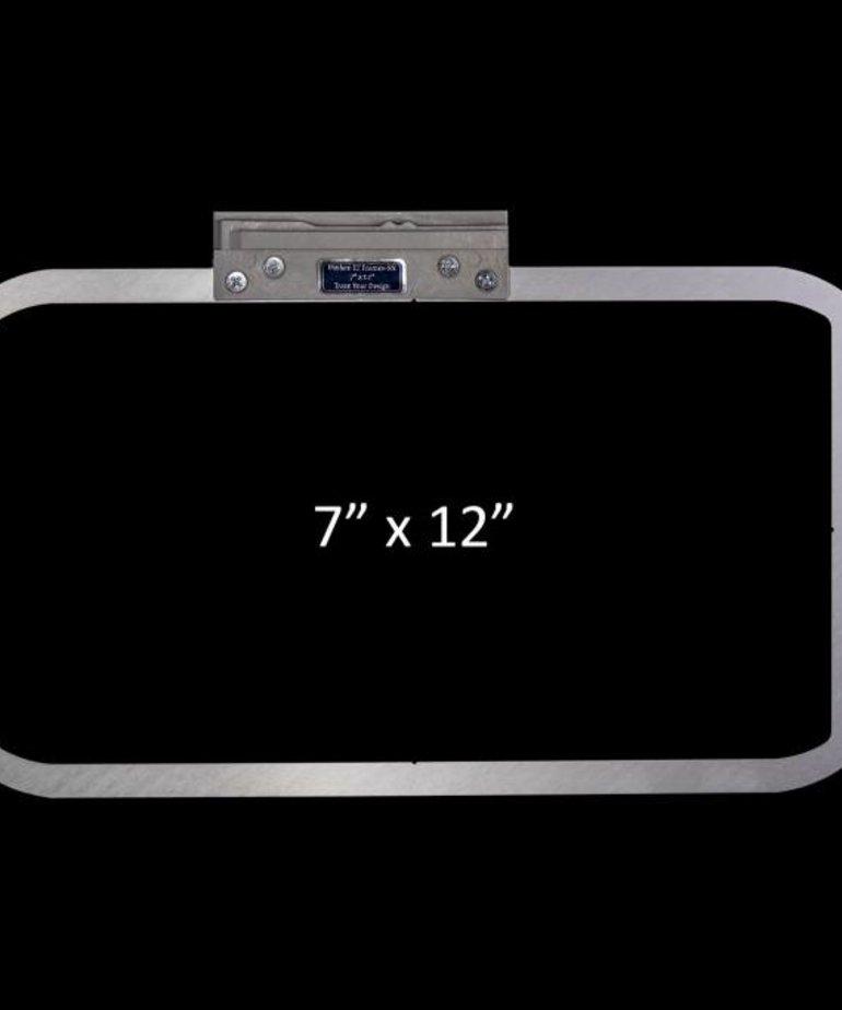 "Durkee EZ Frame Single Needle 7"" x 12"" Unit"