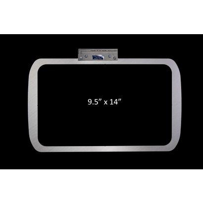 "Durkee EZ Frame Single Needle 9.5"" x 14"" Unit"