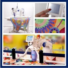 July 27 Hands on Free Motion Quilting class