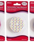 Checker Retractable Tape Masure Polka Dot