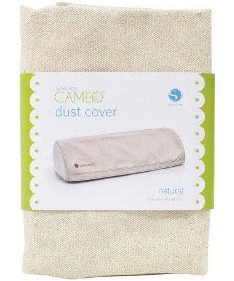 Graphtec Dust cover for Silhouette CAMEO, Natural