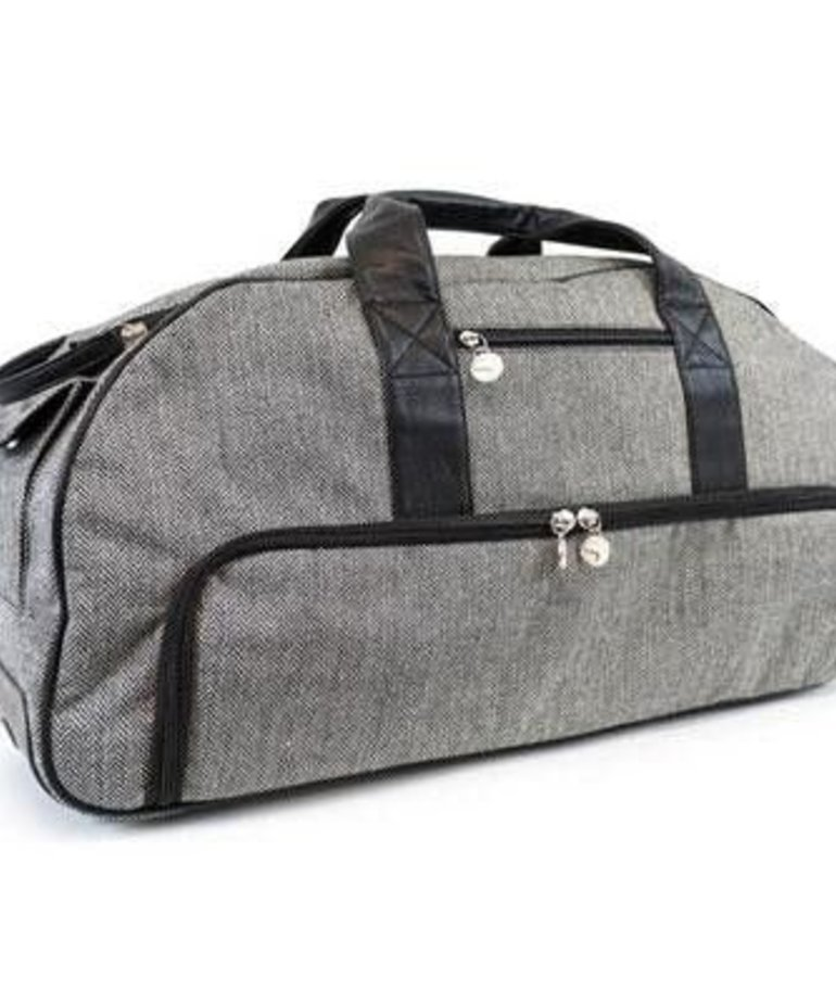 Graphtec CAMEO tweed tote bag