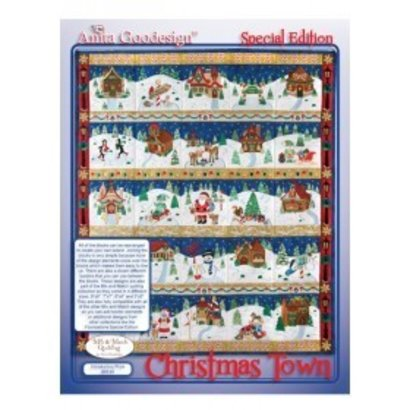 Anita Goodesign Special Editions: Christmas Town
