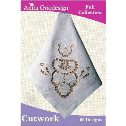 Anita Goodesign Full Collections: Cutwork