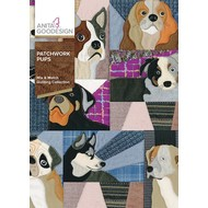 Anita Goodesign Full Collections: Patchwork Pups