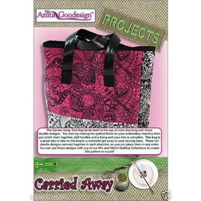 Anita Goodesign Mini Collections: Carried Away