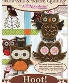 Anita Goodesign Mini Collections: Hoot