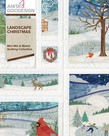 Anita Goodesign Mini Collections: Landscape Christmas