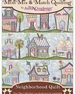Anita Goodesign Mini Collections: Neighborhood Quilt