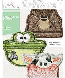 Anita Goodesign Mini Collections: Pocket Purses